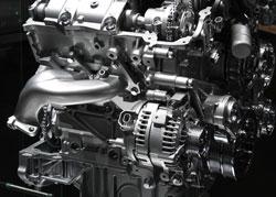 Tuning für den Motor